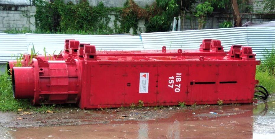 Delmag HB70 Hydraulic Hammer