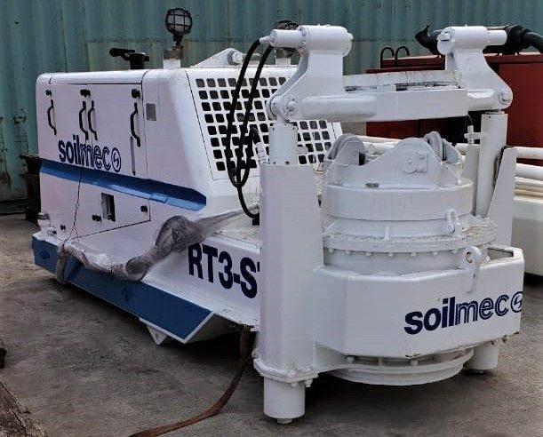 Soilmec RT3ST Mechanical Rotary Rig